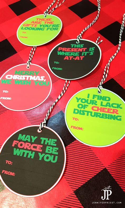 printable christmas tags star wars 1000 ideas about star wars christmas cards on pinterest