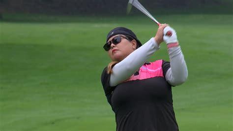 christina kim golf swing 2014 lorena ochoa invitational round 2 recap golf channel