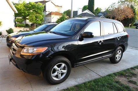 how to sell used cars 2008 hyundai santa fe spare parts catalogs find used 2008 hyundai santafe gls in tracy california united states for us 7 999 00