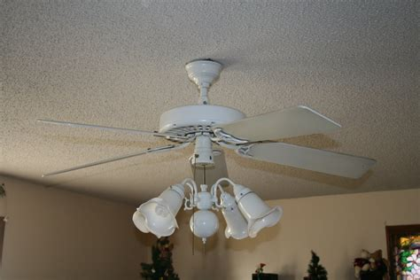 Ceiling Fan Broken by The J Crew Fan Blade Message Center