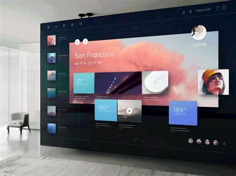 design inspiration digital digital walls by cosmin capitanu dribbble