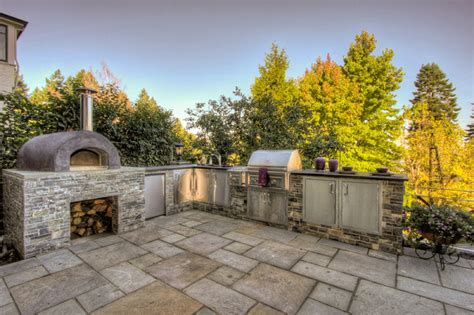 outdoor kitchen designs for portland oregon landscaping outdoor kitchen pizza oven mediterranean patio