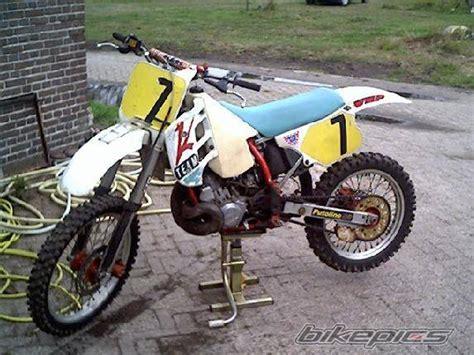 1991 Ktm 250 Exc Bikepics 1991 Ktm 250 Exc
