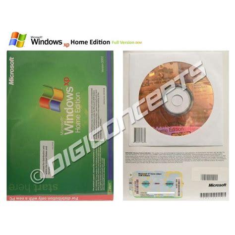 Software Windows Xp Sp3 Original Oem Box Complete Valid Seapa Original windows xp home sp2 oem edition serial number