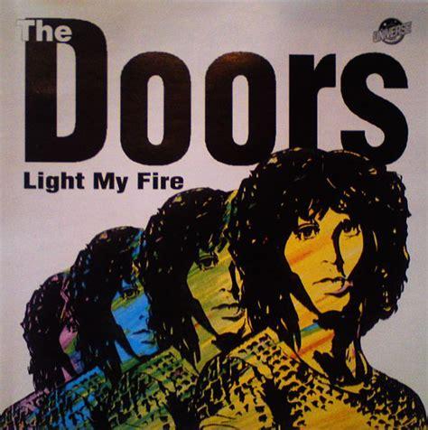 the doors light my fire the doors light my fire cd at discogs