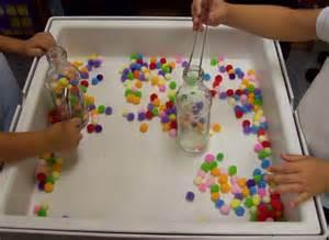 sensory table ideas prekinders