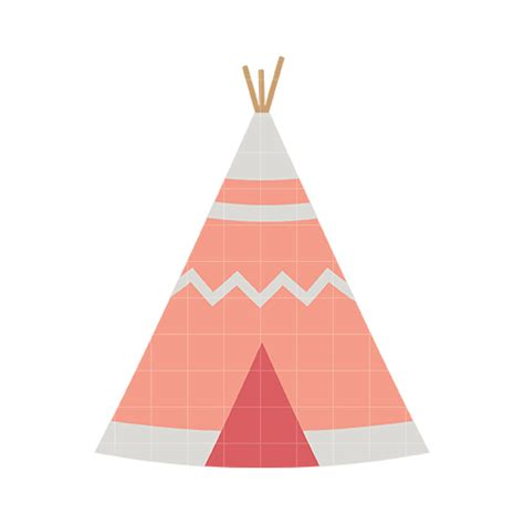 tee pee clipart clipground