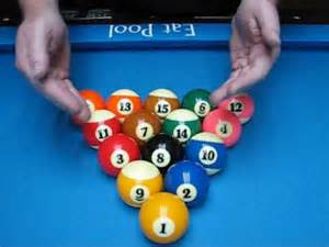mathematical 8ball rack