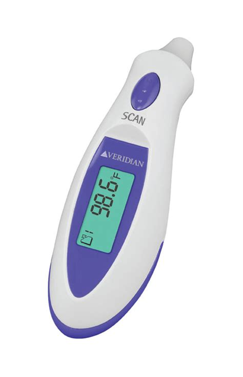 Thermometer Digital Ear instant digital ear thermometer 09 340 veridian