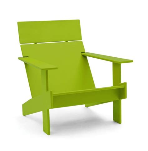 Loll Designs Adirondack Chair by Inside Ids 17 Canadian Interiors