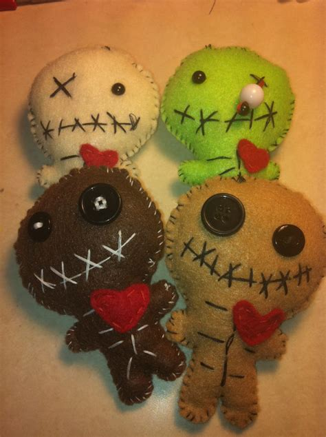 cute zombie pattern voodoo babydoll plushies by katgore on deviantart
