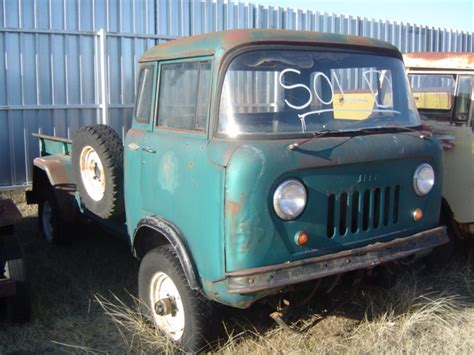 Willys Jeep Fc 170 For Sale Willys Fc 170 1963 Fc 170 Willys Jeep Jeep Willy S