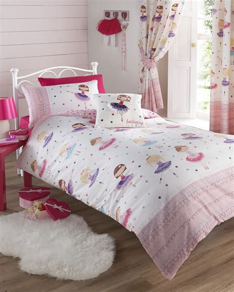 Duvet Cover Sets With Matching Curtains childrens quilt duvet cover pillowcases bedding set with matching curtains ebay