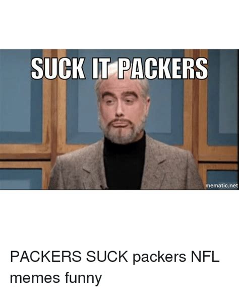 Packers Suck Memes - official seahawks vs packers smack thread page 33