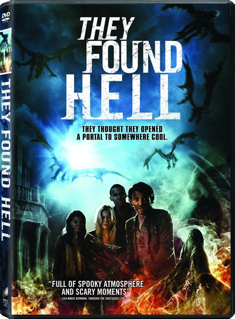 Where They Found they found hell daily dead
