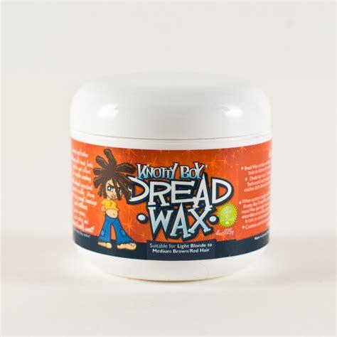 Knotty Boy Dread Wax Review knotty boy dreadlock wax 4oz