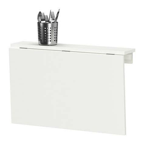 tavolo a parete ikea ikea norberg tavolo da parete pieghevole bianco tavoli
