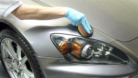 Auto Von Hand Polieren by Hand Polishing Vs Machine Polishing Car Wash And Car