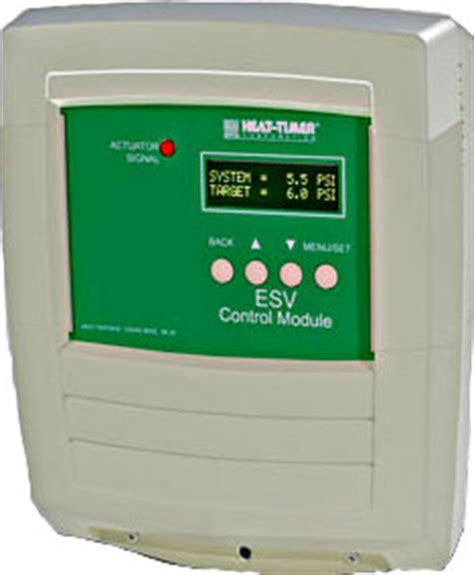 heat timer esv electronic steam valve steam