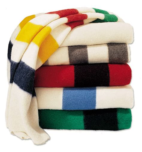 Hudson Bay Blanket by How To Make A Winter Bed Hudson Bay Blankets