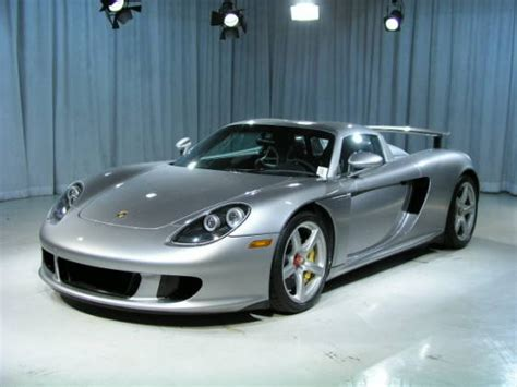 how to learn all about cars 2005 porsche carrera gt on board diagnostic system 2005 porsche carrera gt overview cargurus