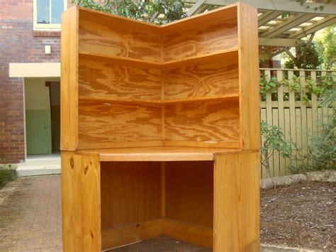 how to make a corner desk how to make a corner bookshelf 58 diy methods guide