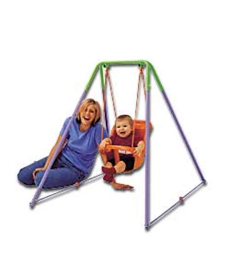 folding baby swing folding nursery swing slides swing review compare