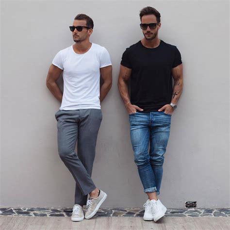 Kaos T Shirt Nouvo Elegance Hitam 12 ways to wear a black crew neck t shirt for