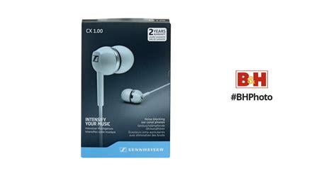 Sennheiser Cx 1 00 White sennheiser cx 1 00 earphones white 506084 b h photo