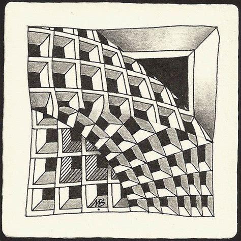 zentangle pattern cubine 17 best images about doodles zentangle on pinterest