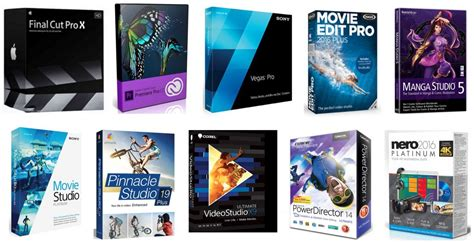 best filmmaking software the top 10 best editing and production software