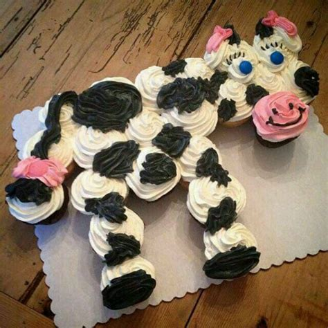 Cool Pool Ideas by Best Birthday Cupcake Cakes Pull Apart Cake Ideas