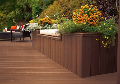 1000 ideas about decking fence on back deck