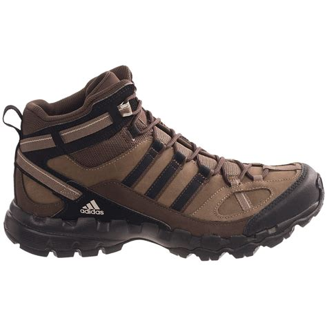 leather hiking boots s adidas outdoor ax 1 mid leather hiking boots for