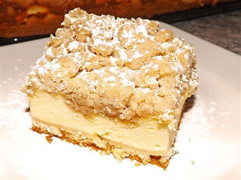 kuchen mit quark quark streusel kuchen rezept mit bild tzwiggl