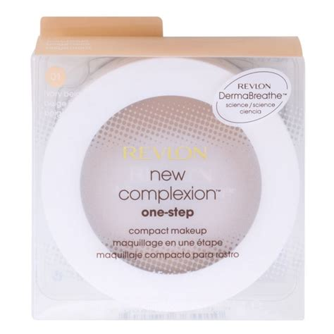 Revlon New Complexion revlon cosmetics new complexion compact foundation spf 15