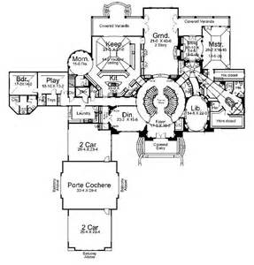 Large Luxury Home Plans Large Home Plans 6 Large Luxury House Floor Plans