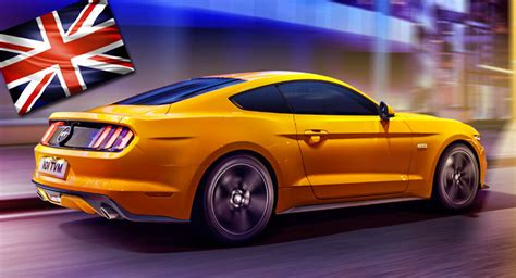 new mustang sales new ford mustang officially on sale in the uk starts from