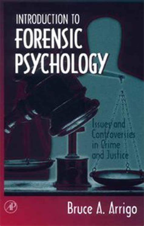 introduction to forensic psychology research and application books encyclopedia of forensic sciences 3 volume set free