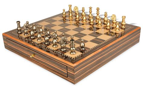 best chess sets the best metal chess sets of 2018