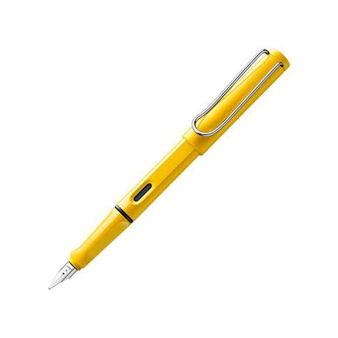 Safari Yellow by Estilogr 225 Fica Lamy Safari Yellow