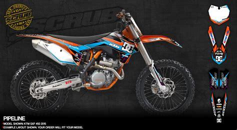 motocross bike makes ktm graphics kit for dirt bike your motocross enduro