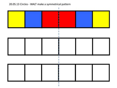 pattern worksheet ks1 ks1 symmetry resources by watermelon2309 teaching