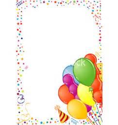 Birthday Card Frames Free Best Birthday Border Clipart 27314 Clipartion Com