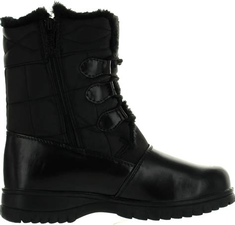 totes waterproof womens boots totes womens karla winter waterproof snow boots ebay