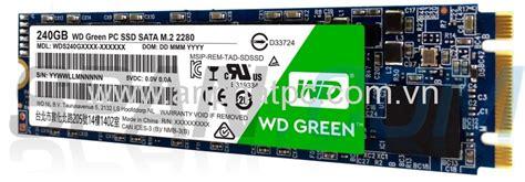 Wdc Ssd Green 240gb Berkualitas ổ cứng ssd wd green 240gb wds240g1g0b an ph 225 t