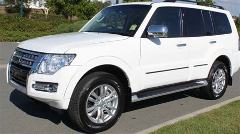 mitsubishi pajero sport 2017 white 2017 mitsubishi pajero nx my17 exceed white 5 speed sports