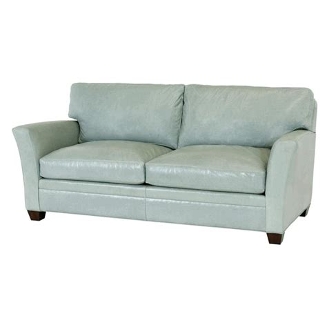 classic leather sofas classic leather fletcher sofa 48 fletcher leather sofa