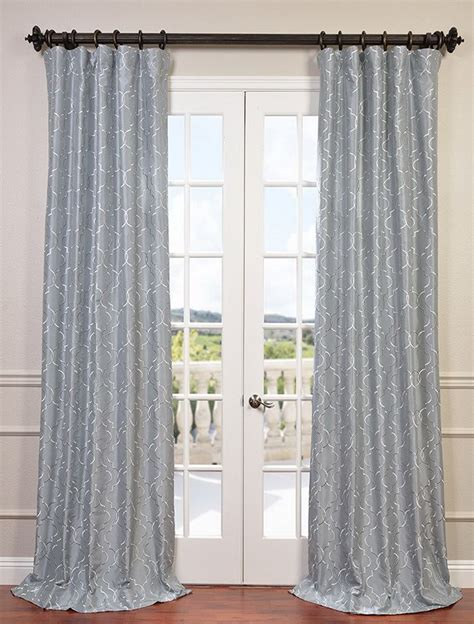 Grey Faux Suede Curtains 1000 Ideas About Silk Curtains On Pinterest Rod Pocket Curtains Striped Curtains And Faux