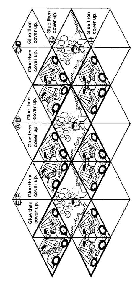 printable kaleidocycle template kaleidocycle pattern thanks megan printables